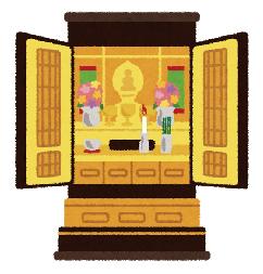 仏壇・位牌のお掃除など、お彼岸の準備はお済みですか?