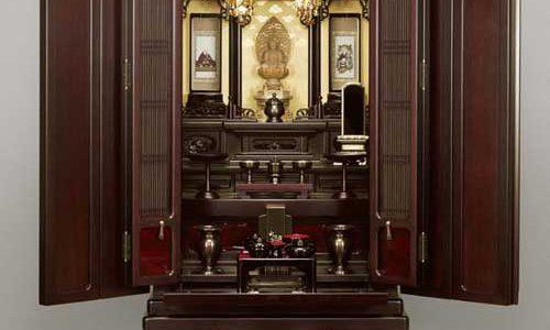 臨済宗の仏壇の飾り方と仏具