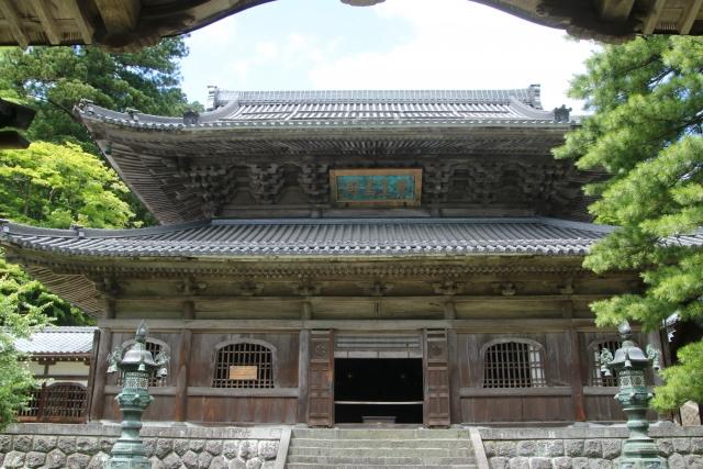 永平寺仏殿