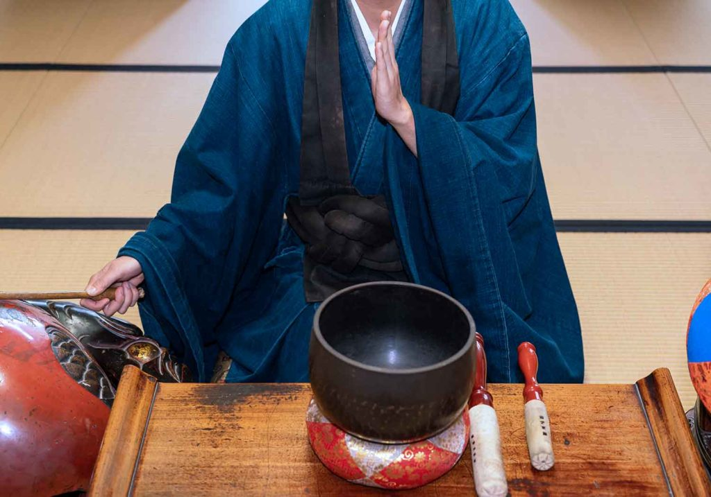 仏壇処分の流れ