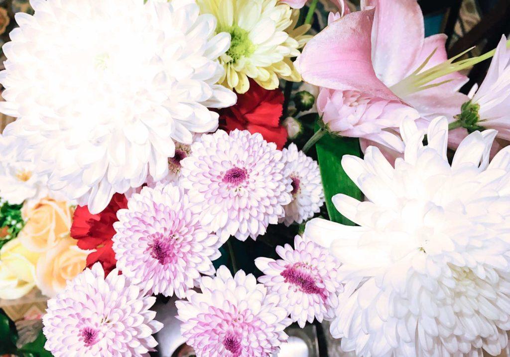 仏壇に飾る仏花の選びかた