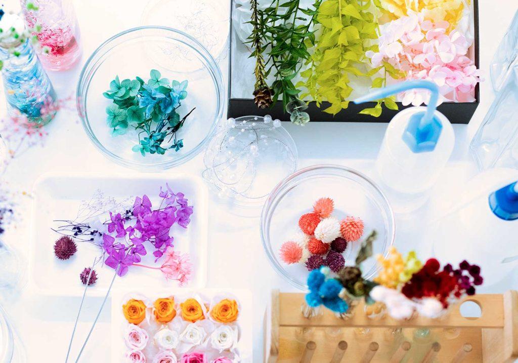 仏花の種類について