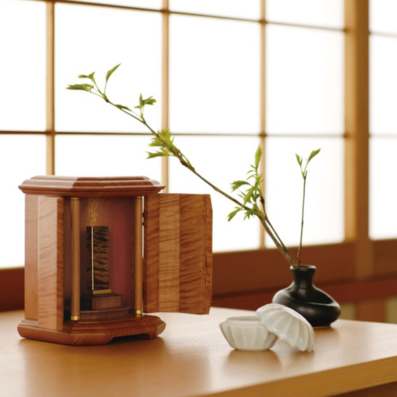 位牌をお祀りする場所【仏壇が無い場合】