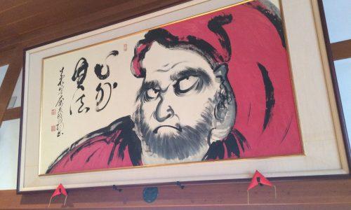 大安禅寺に行ってきました!