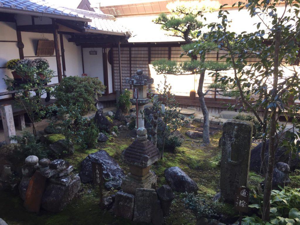 飛鳥寺中庭