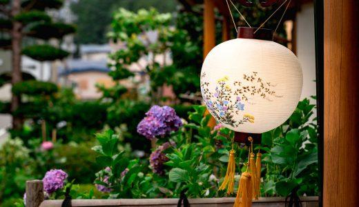 盆提灯は何年飾るのでしょう?【回答:盆提灯の種類によって異なります】
