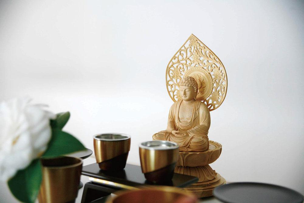 大きなお仏壇と小さなお仏壇の違い