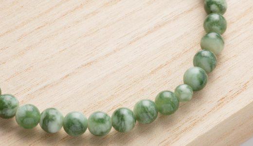 数珠に使われる珠の種類